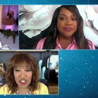 VIDEO: Sherri Shepherd & Kym Whitley Talk Self-Defense Class on THE KELLY CLARKSON SH Photo