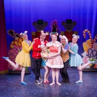 ANGELINA BALLERINA Opens Sunday, November 24th at Soho Playhouse Photo