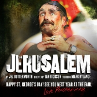 Jez Butterworth's JERUSALEM Will Return Next Year, Led By Original Star Mark Rylance Photo