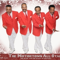 Holiday Spectacular Blends Classic Holiday Music With  The Classic Motown Sound Starring The Motortown All-Stars