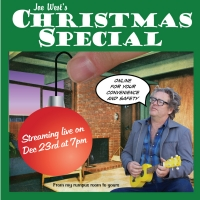 AMP Concerts Streams Joe West's Christmas Special Photo