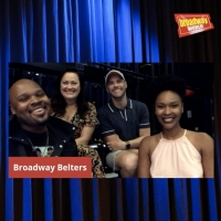 VIDEO: Ashley Brown, Michael James Scott, Kissy Simmons & Josh Strickland Visit Backstage LIVE with Richard Ridge- Watch Now!