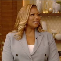 VIDEO: Queen Latifah Talks About Being Honored by Harvard on LIVE WITH KELLY AND RYAN Photo
