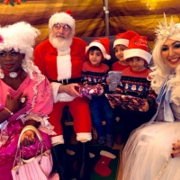 Pantomime Characters to Deliver Holiday Cheer to Homes in Bilston and Wolverhampton Photo