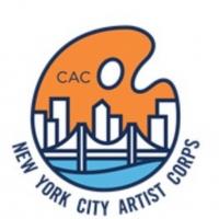 Mayor de Blasio Announces the Culmination of the New York City Artist Corps Program W Photo