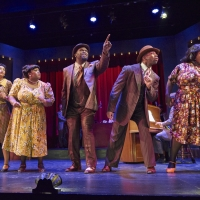 BWW Review: Fats Waller and the Music of the Harlem Renaissance Rock in MSMT/Portland Stage's AIN'T MISBEHAVIN'