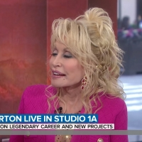 VIDEO: Watch Dolly Parton Talk About Writing 'I Will Always Love You' on TODAY SHOW