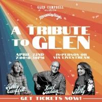 Glen Campbell Museum Announces Special Tribute Concert Photo