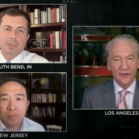 VIDEOS: Andrew Yang, Pete Buttigieg, and Colin Cowherd Appear on REAL TIME WITH BILL Photo