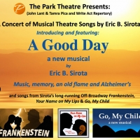 A GOOD DAY Musical Theatre Concert Will be Performed at the Historic Park Theatre Photo