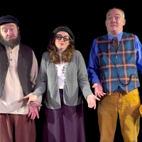 TEVYE SERVED RAW Opens Tonight At Centenary Stage Company Photo