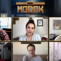 VIDEO: Hulu Hosts Panel For Marvel's M.O.D.O.K at WonderCon@Home Video