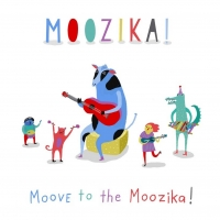 Spanish/English City-Based Adventure Songs for Kids 'Moove to the Moozika!' Out October 25