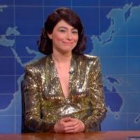 VIDEO: Melissa Villasenor Calls Out Oscar Snubs During SNL's Weekend Update Video
