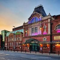 Darlington Hippodrome Lights Up For Pride Month Photo
