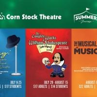 Corn Stock Theatre Announces 2021 Summer Showcase Photo