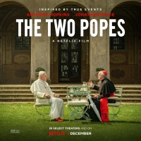 VIDEO: Anthony Hopkins and Jonathan Pryce are THE TWO POPES