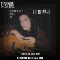 Eleri Ward Celebrates New Folk Take On SONDHEIM In NYC At Rockwood Music Hall Photo