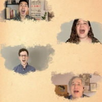 VIDEO: First Look at CURSED Virtual Concert Starring Donald Webber Jr., Bonnie Millig Photo