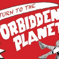 Complete Cast Announced for Starry Reading of RETURN TO THE FORBIDDEN PLANET