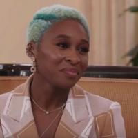VIDEO: Cynthia Erivo Talks Playing 'Superhero' Harriet Tubman Photo