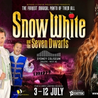 Casting Announced For SNOW WHITE AND THE SEVEN DWARFS at the Sydney Coliseum Theatre