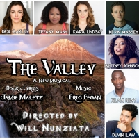 Desi Oakley, Kara Lindsay, Tiffany Mann and More to Star in New Musical THE VALLEY in Concert at The Green Room 42