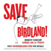Final Lineup Announced For SAVE BIRDLAND:  A Celebration Of Music, History, And Commu Photo