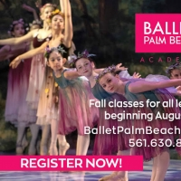 Register Now for Ballet Palm Beach Fall Instruction Photo