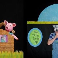 The Ballard Institute Presents THE THREE LITTLE PIGS By Crabgrass Puppet Theatre Photo