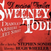 SWEENEY TODD: THE DEMON BARBER OF FLEET STREET to Play at Teatro Nuovo