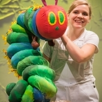 BWW Review: THE VERY HUNGRY CATERPILLAR Eats His Way into Tokyo, at Nakano Zero Hall