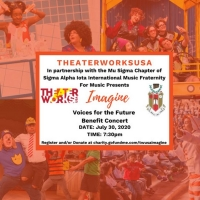 Jelani Alladin to Host TheaterWorksUSA Benefit Concert Photo