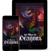 Janet Post Releases New Dark Fantasy LET THERE BE DRAGONS Photo