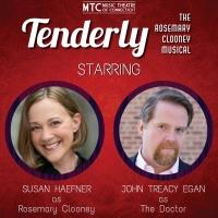 Susan Haefner & John Treacy Egan to Star in TENDERLY, THE ROSEMARY CLOONEY MUSICAL at Photo