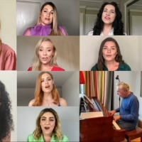 VIDEO: Andrew Lloyd Webber and Final 11 Dorothys From OVER THE RAINBOW Reunite for Sp Photo