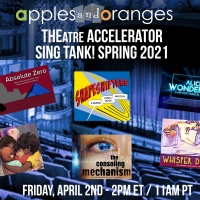 VIDEO: Watch THEatre ACCELERATOR Live Pitches at 2pm ET Today! Photo