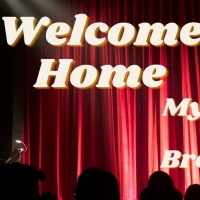 Student Blog: Welcome Home Photo