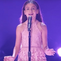 VIDEO: 10-Year-Old Singer Emanne Beasha Stuns With Operatic Voice on AMERICA'S GOT TALENT