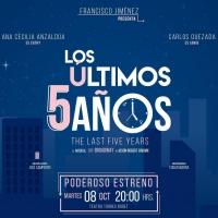 BWW Review: LOS ÚLTIMOS 5 AÑOS en el Teatro Jaime Torres Bodet