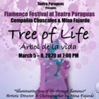 Teatro Paraguas and Compaňia Chuscales & Mina Fajardo  Will Present the 8th Annual Spring FLAMENCO FESTIVAL