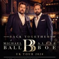 Michael Ball And Alfie Boe Announce 'Back Together' UK Tour In 2020 Photo