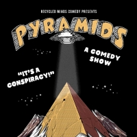 IT'S A CONSPIRACY! Comedy Show Comes to The Creative Space in Garden City Photo