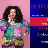 MetropolitanZoom to Present '90s Soul Divas Tribute Photo