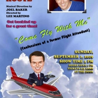COME FLY WITH ME - CONFESSIONS OF A FORMER FLIGHT ATTENDANT Comes To Arthur Newman Th Photo
