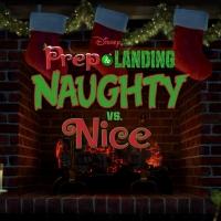 DISNEY PREP & LANDING 2: NAUGHTY VS. NICE Will Air on ABC December 19