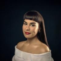 Val Monique of LOS INOLVIDABLES at Teatro Pacific Interview