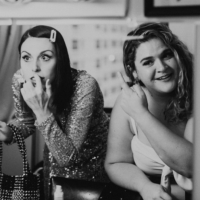 BWW Review: BONNIE MILLIGAN & NATALIE WALKER Take All Major Credit Cards at THE GRAVE Photo