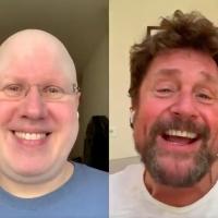 VIDEO: Matt Lucas and Michael Ball Duet on 'Thank You Baked Potato' Photo