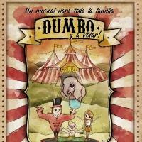 El Circo Rubí llega a Madrid con DUMBO Y A VOLAR Photo
